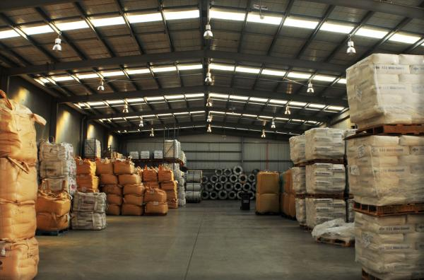 Warehouse internal